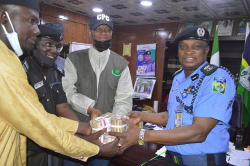 Police officers offered N1m for rejecting bribe in Kano