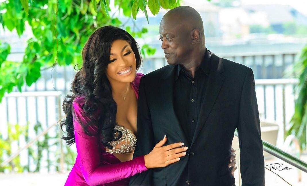Businessman, Olu Adewunmi remarries, to Yomi Casual's sister inlaw
