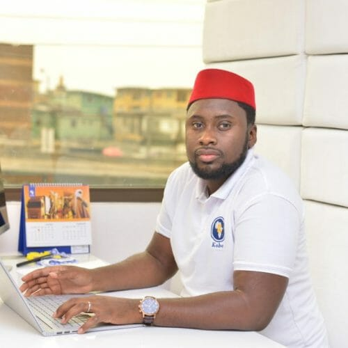 WEF names Nigerian born Obi Ozor, 2021 Young Global Leader