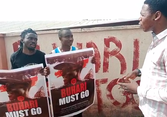 Two anti-Buhari protesters arrested, jailed in Kogi