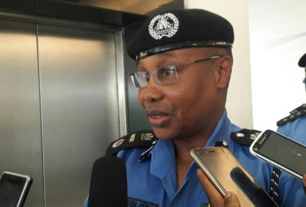 Buhari appoints Usman Alkali as acting IGP