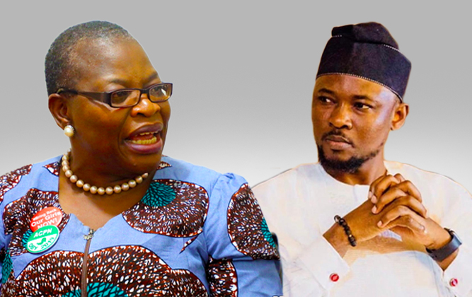 Ezekwesili accuses Omojuwa of identity fraud, petitions IGP for prosecution