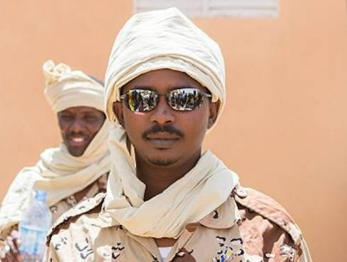 Chadian army names late president's son, Mahamat as new leader