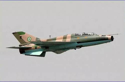 How NAF jet mistakenly killed soldiers in strike aimed at Boko Haram (Graphic images)