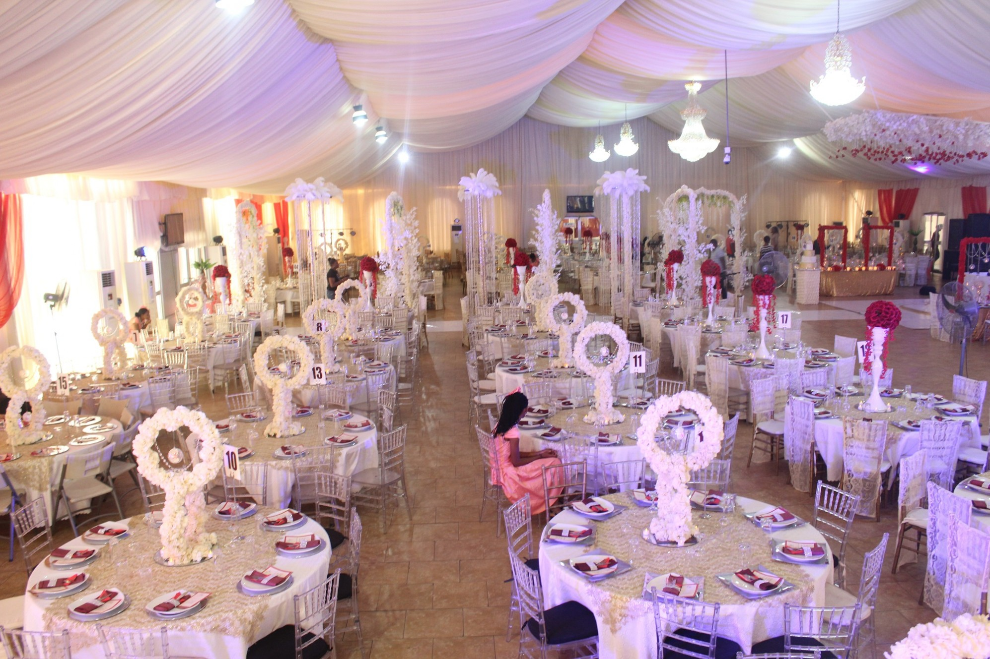 Lagos eases restrictions on social, event centres, pegs occupancy limit at 500