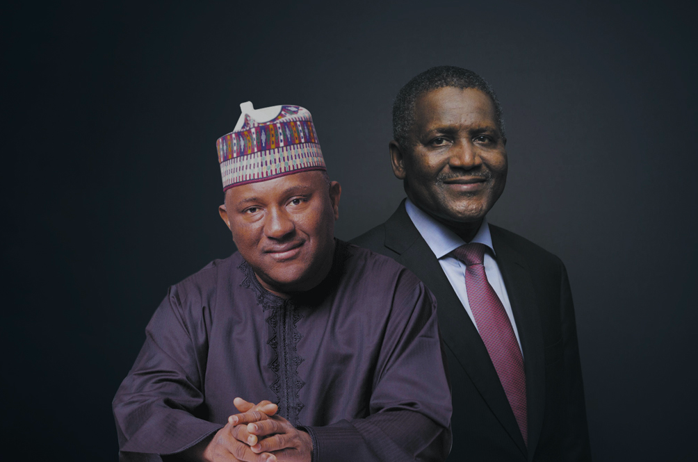 Adenuga, Dangote, Rabiu retain spots on Forbes billionaires list, increase fortune by $5.7bn
