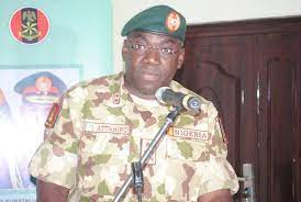 Without weapons we can't end insurgency — COAS