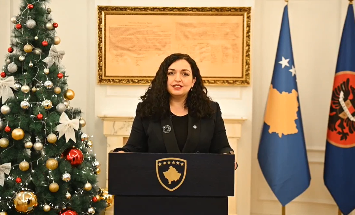 Kosovo parliament elects Vjosa Osmani as new president