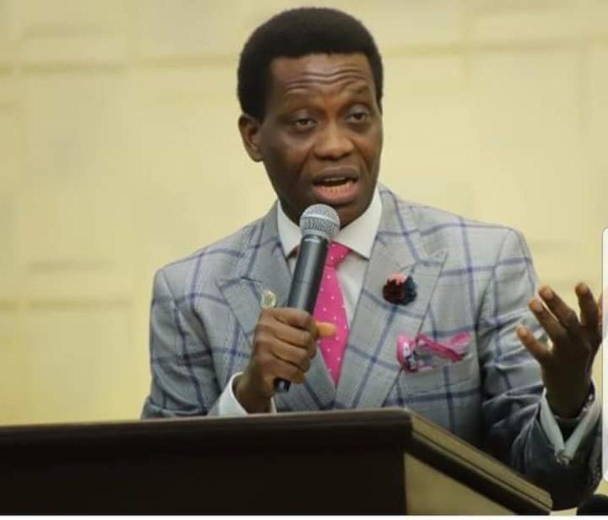 Pastor Adeboye bereaved, loses 42 year old son