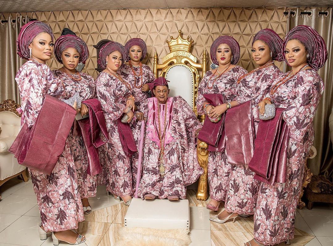Alaafin of Oyo gets dumped by two of his young queens