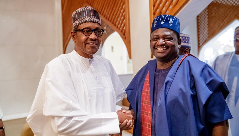 Nigerians need a bully like Buhari to knock sense into their heads – Femi Adesina