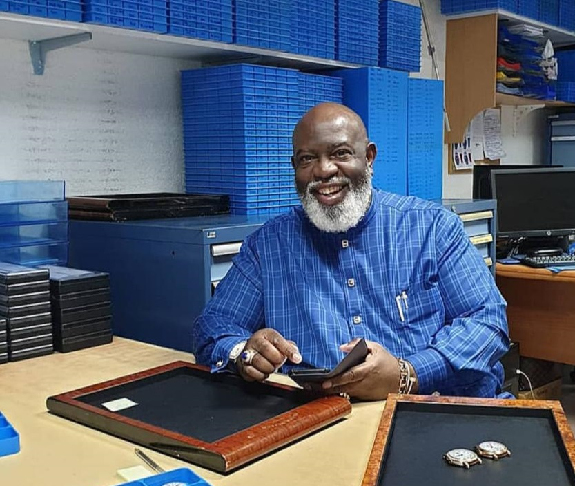 King of luxury business, Julian Osula debuts new flagship store