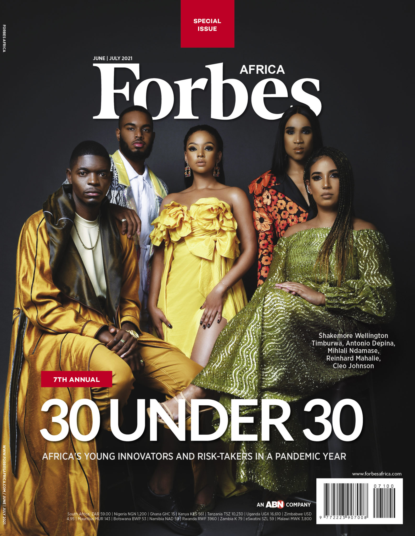 Rema, Ifan Michael among six Nigerians on Forbes Africa's '30 Under 30′ list