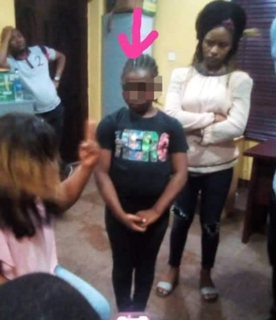 Nine-year-old girl identified as culprit who razed down Ebeano supermarket in Abuja