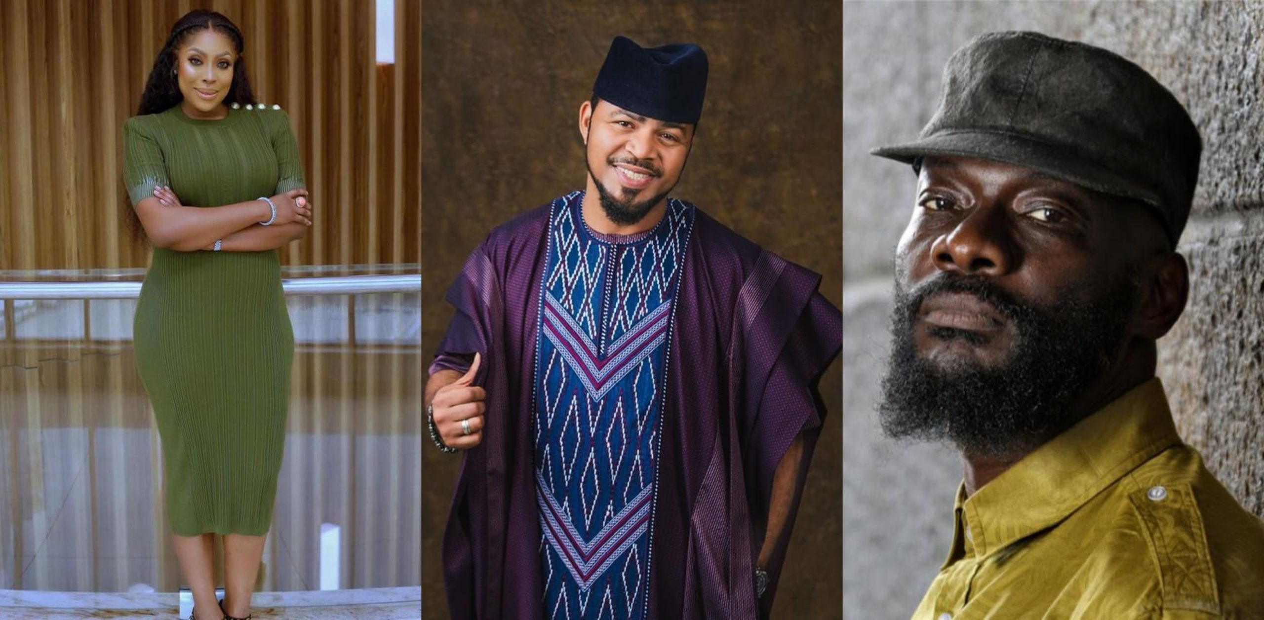 Ramsey Nouah, Mo Abudu and Andrew Dosunmu invited to Oscar Academy`s Class of 2021