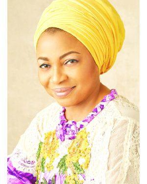 I didn't get my oil block from Maryam Babangida – Alakija