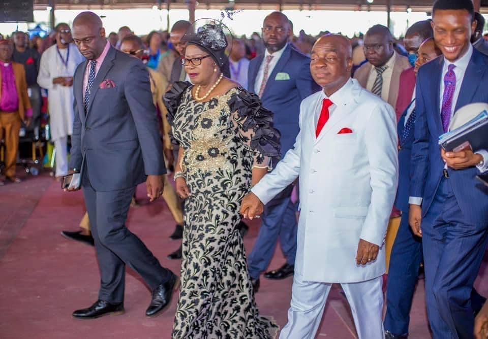 'Nobody knows it, he does it quietly and goes' – Margaret Idahosa reaffirms Bishop Oyedepo's generosity