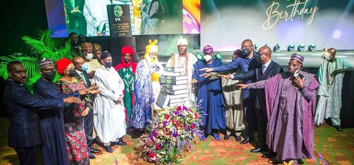 Deposed Emir, Sanusi Lamido Sanusi celebrates 60 with book launch, fundraising initiative