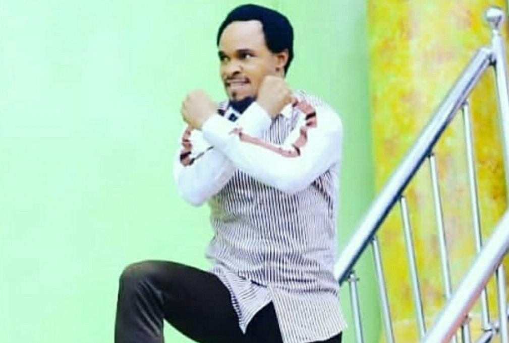 You are possessed, you need a dirty slap – Odumeje slams Okotie for speaking against TB Joshua (Video)