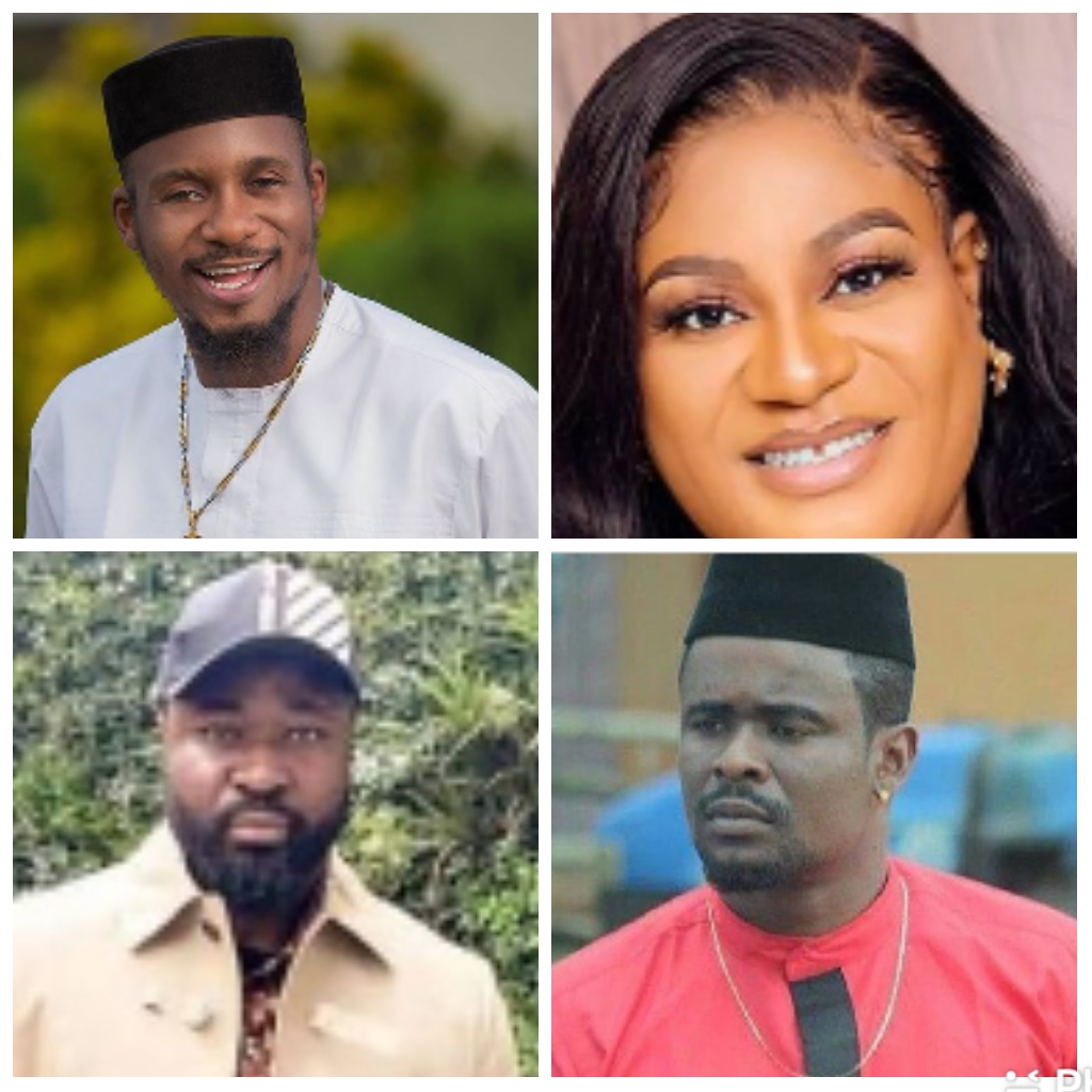 Entertainers slam Annie Idibia for bring family issues to social media